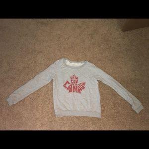 Vintage urban outfitters Canada sweatshirt
